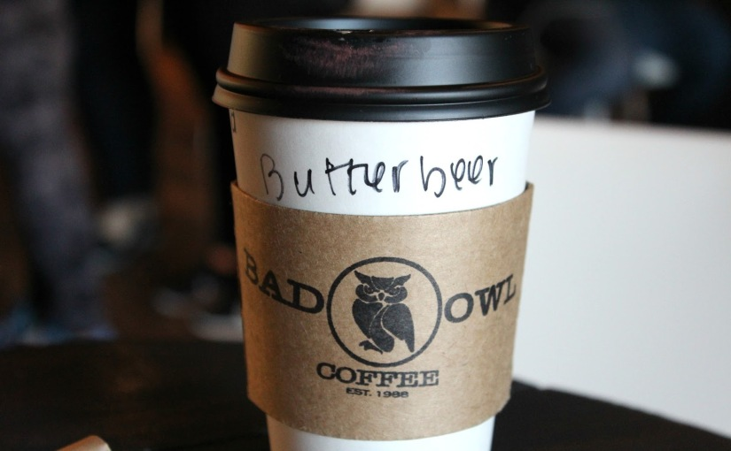 Hogwarts Just Got a Little Closer To Home (& It Brought a Lot of Espresso WithIt!)